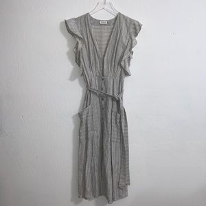 Storia Striped Dress